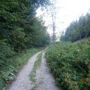 ...skozi Čebulovo dolino...