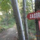 ...in seveda levo oziroma bolj na zahod za Zagorje ob Savi...