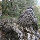 ...in skala Baba, tudi vrh...