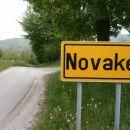 In, nekje konec bolj ,,IN,, poti, naselje Novake, spust k Dravinji in nazaj v Poljčane.