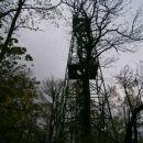 Razgledni stolp na Boču, osnovni cilj poti danes