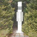 Spomenik ob postaji