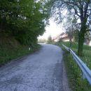 ...skozi naselje Javor...
