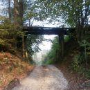 ...še enkrat zanimiv mostič, viadukt...