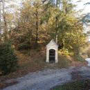 ...kapelica ob poti...