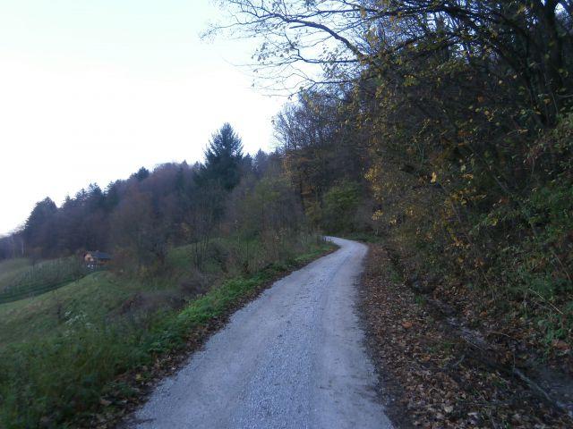Boč & Plešivec MTB,22.11.2014 - foto