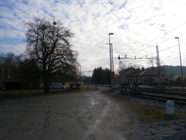Železniška postaja Ponikva...