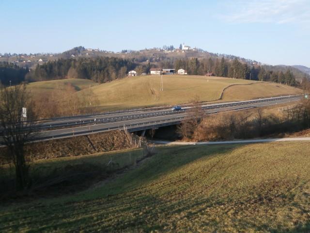 ...avtocesta Maribor - Celje...