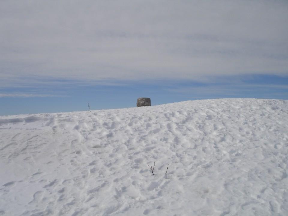 Na vrhu Malega Golaka