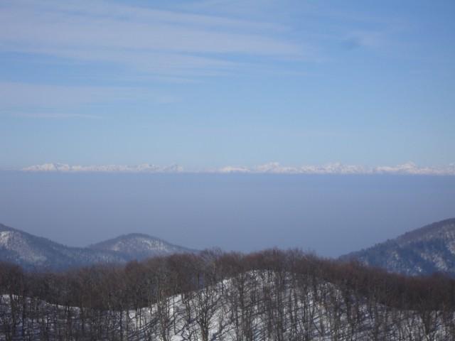Na vrhu pa čudovit razgled na zahod proti Italiji...