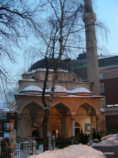 Ferhadija džamija