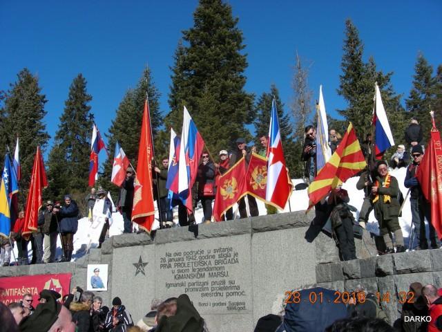 Spomenik igman