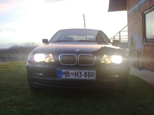 1999 E46 320i  - foto