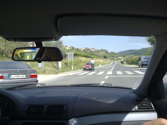 Poslovilna vožnja, ŽAN - foto