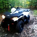 polaris sportsman 500 DEMO vozilo