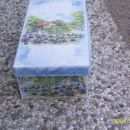 škatla za shranjevanje lavande