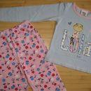 pižama Čarli in Lola, št. 18-24, 3-4, 4-5, NOVA v  embalaži, 13 eur