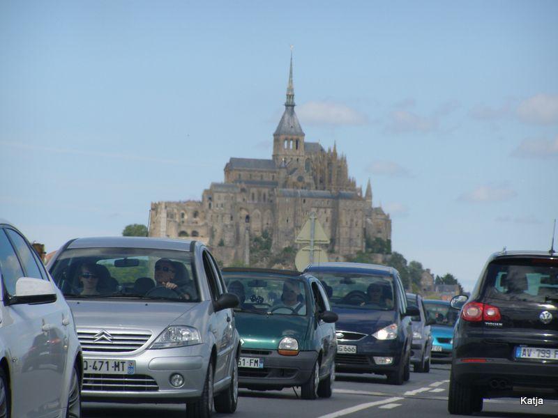 Normandija, bretanija, paris - avgust 2010 I. - foto povečava