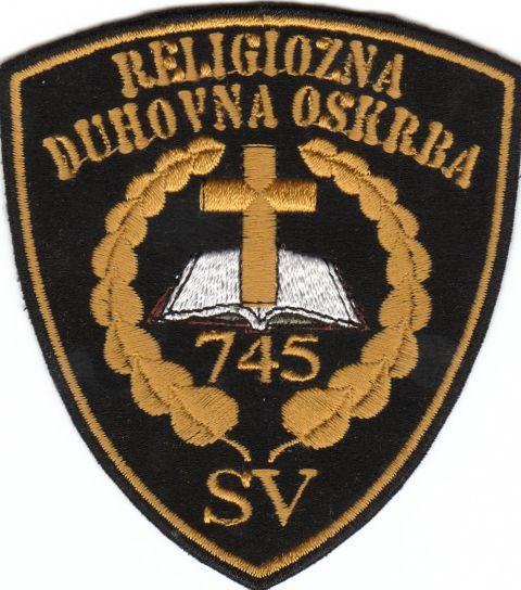 Religiozna duhovna oskrba