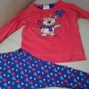 pižamica 2-3 leta pižama no name