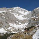 sp. in zgornje jame z vrhom