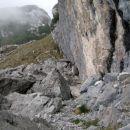 skalne pečine nad ovčarijo