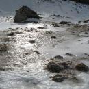 ...spihan sneg, pa ful leden ...