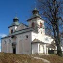 lepa cerkev sv. jošt, na 847m višine