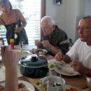 Z NAMI JE BIL TUDI ATA, ki je že v 98. letu