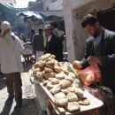 kruh pečejo iz sirka - zelo dober