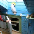vgrajen hladilnik ...