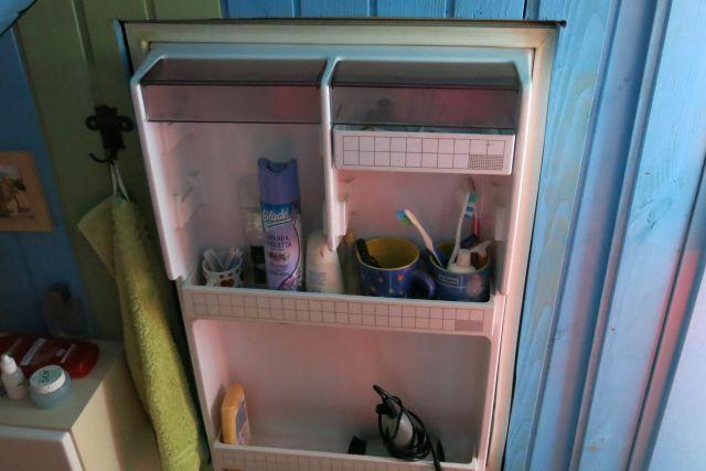 Koliko hladilnikov rabiš za eno stanovanje ?