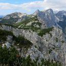 viševnik in draška vrhova