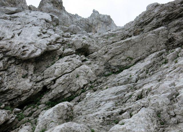 Repov kot - Kamniško sedlo,  05.08.2016 - foto