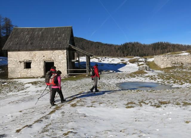Debela peč - čez Klek,  04.12.2016 - foto