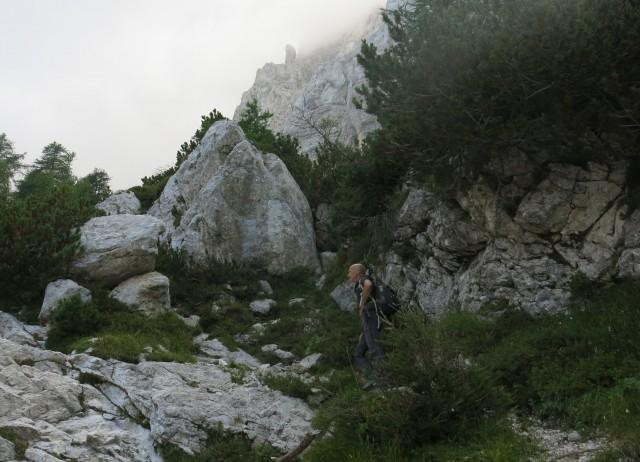 Bivak l. pod V. Ponco -  6.8.2017 - foto