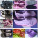 Komplet obutve, 24-25, 9 kom - 25 evrov