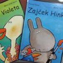 Goska Violeta + Zajček Hinko  -> 5€