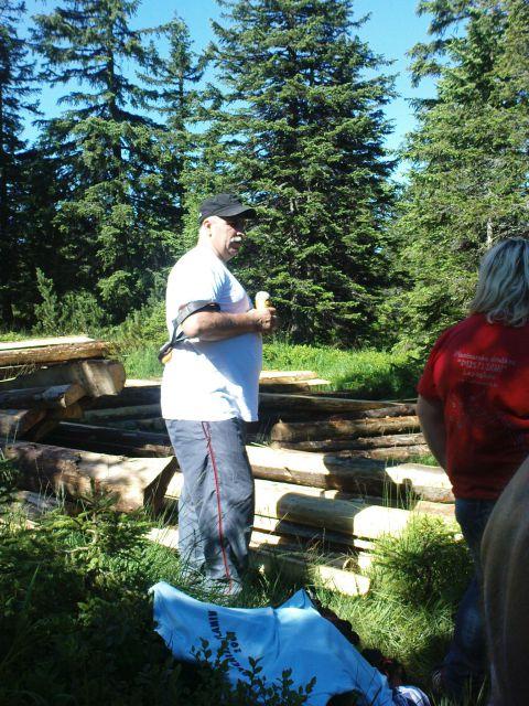 Delovna akcija - lovrenška jezera 08.2010 - foto