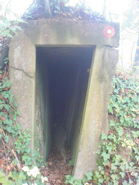 Bunker iz 2.svet,vojne