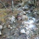 potok Dovžanka,ta voda je še pitna