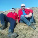 opet sva v travi,uživava in z mislimi na paši