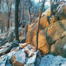 žareči kamen