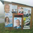 proti Leskovcu so me pozdravljali kandidati za .........