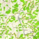 še slikca GPS opravljene poti