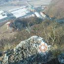pogled na tekstilno fabriko v Podgori