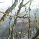 pogled na sever,spodaj Gornje Jesenje