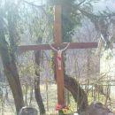 se mi vidi mali križ,al pa sva midva tak velka :-)))