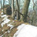 kak sem se vrgel v ta sneg,da je samo zacvrčalo :-))