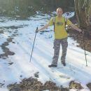 prvi sneg na brezpotju